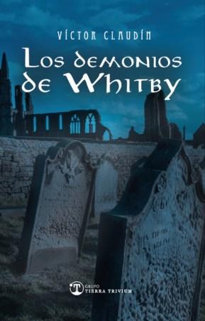 portada de Los demonios de Whitby