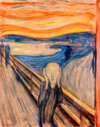 El Grito de Edvard Munch (https://es.wikipedia.org/wiki/El_grito#/media/Archivo:The_Scream_by_Edvard_Munch,_1893_-_Nasjonalgalleriet.png=