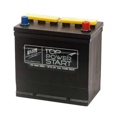 Batteria auto Faam 45Ah 12V