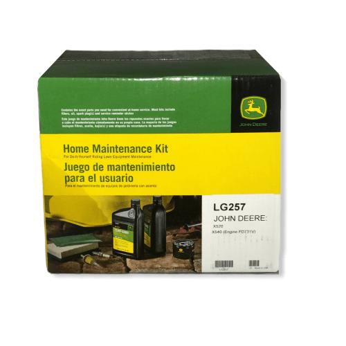 Kit manutenzione domestica John Deere LG257