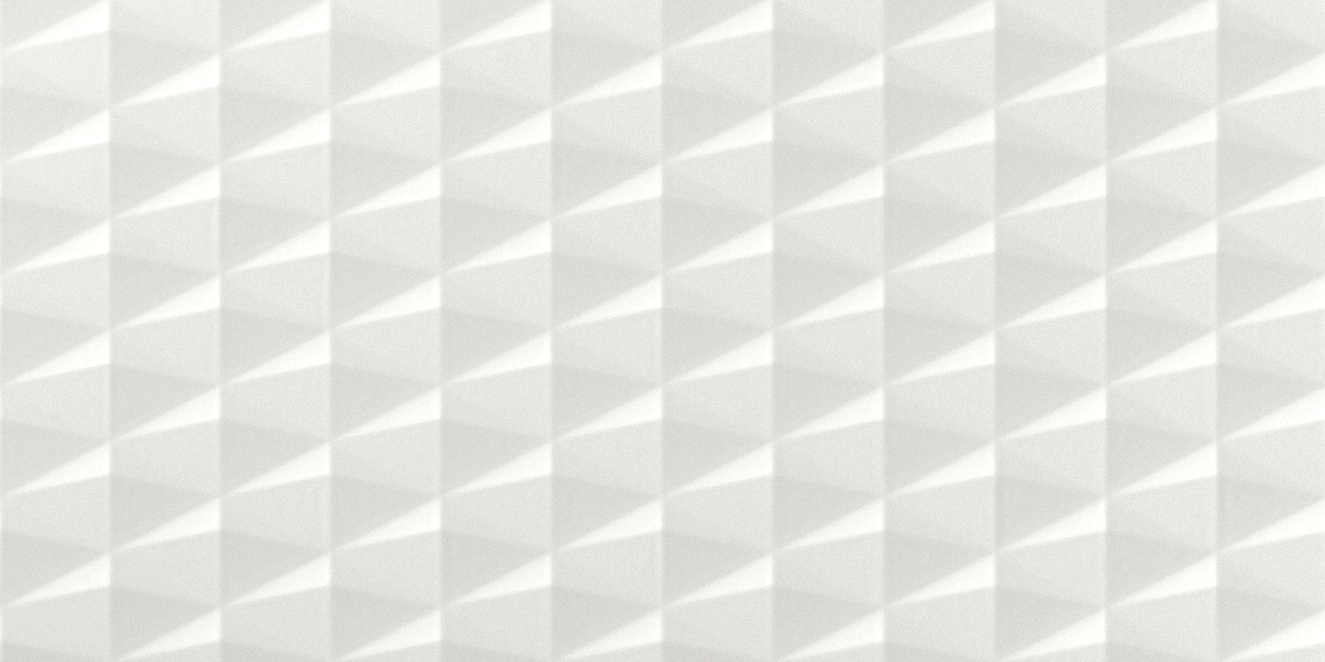 3d wall design 3d stars white matt 80