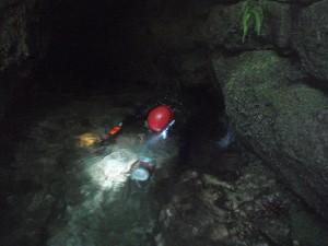 2009 Ingresso della sorgente dell'Acqua Nera