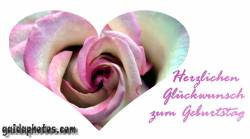 Grußkarte zum Geburtstag selbst basteln, Herz,Valentinstag, Liebe,Valentinstag, Liebe,Valentinstag, Liebe, Liebe, Valentinstag pink