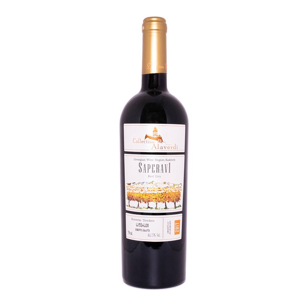 Saperavi Wine I Gruusia Pood