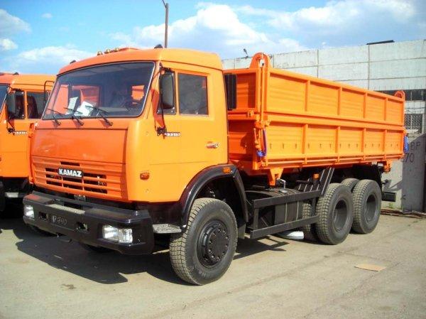 КАМАЗ-45143 технические характеристики, двигатель, цена б ...