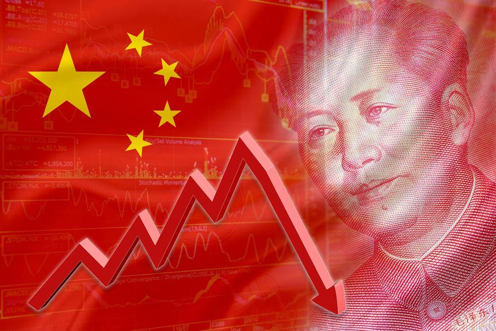 Замедление экспорта в Китае