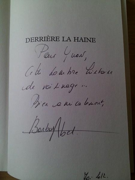 Haine 2012
