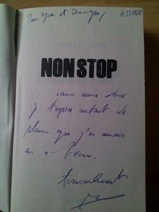 Non stop 2012