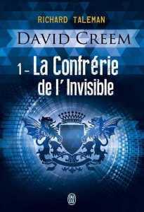 Richard Taleman - David Creem la confrérie de l'Invisible