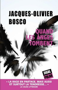 Jacques-Olivier bosco - Quand les anges tombent