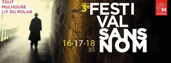 Festival sans nom - polar Mulhouse 2015