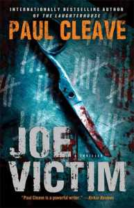joe victim Paul Cleave