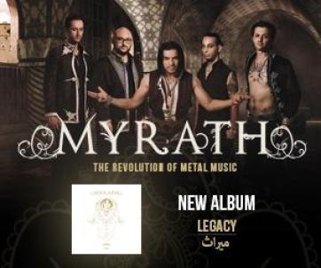 Myrath - Legacy band
