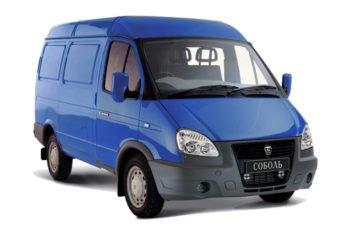 ГАЗ 2752 quotСобольquot технические характеристики двигатель