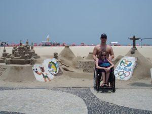 29. Sandslott på Copacabana