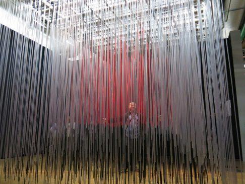 136. Moderne kunst