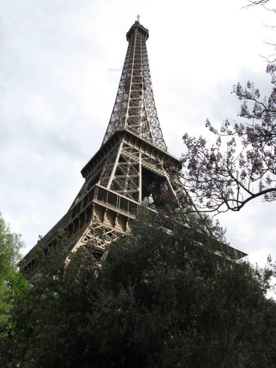 44. Eiffeltårnet