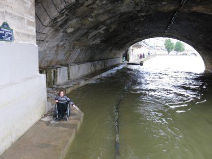 97. Stuck langs Seinen