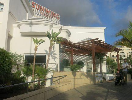 73. Sunwing resort - hotellet vi bodde på i 2004