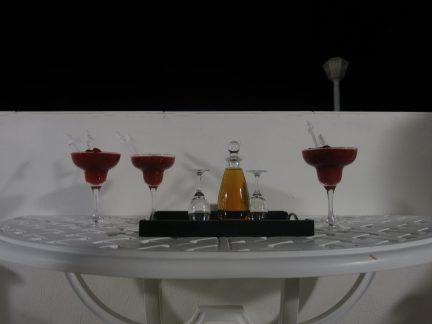 140103 - 33 - Sherry på balkongen