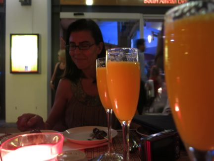 88. Apritif - frukt cocktailen