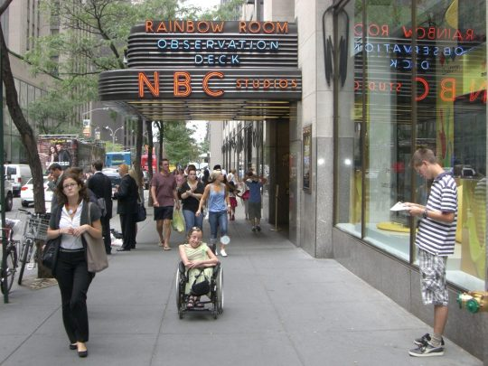 3. NBC-studios