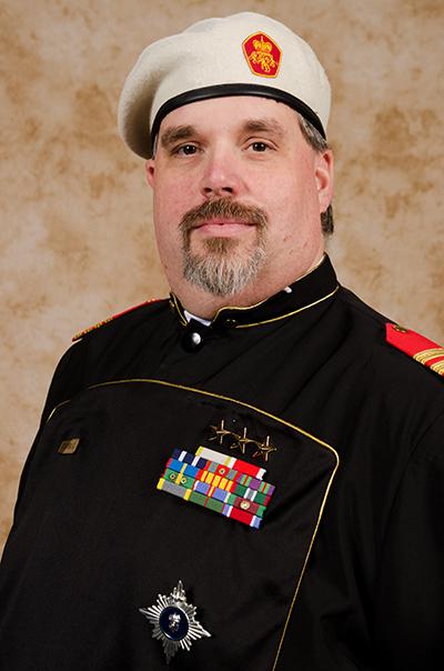 Commodore Geoffrey Strayer