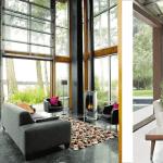 Interior Design Trend Custom Garage Door With Glass Inserts Gryphon Garage Doors