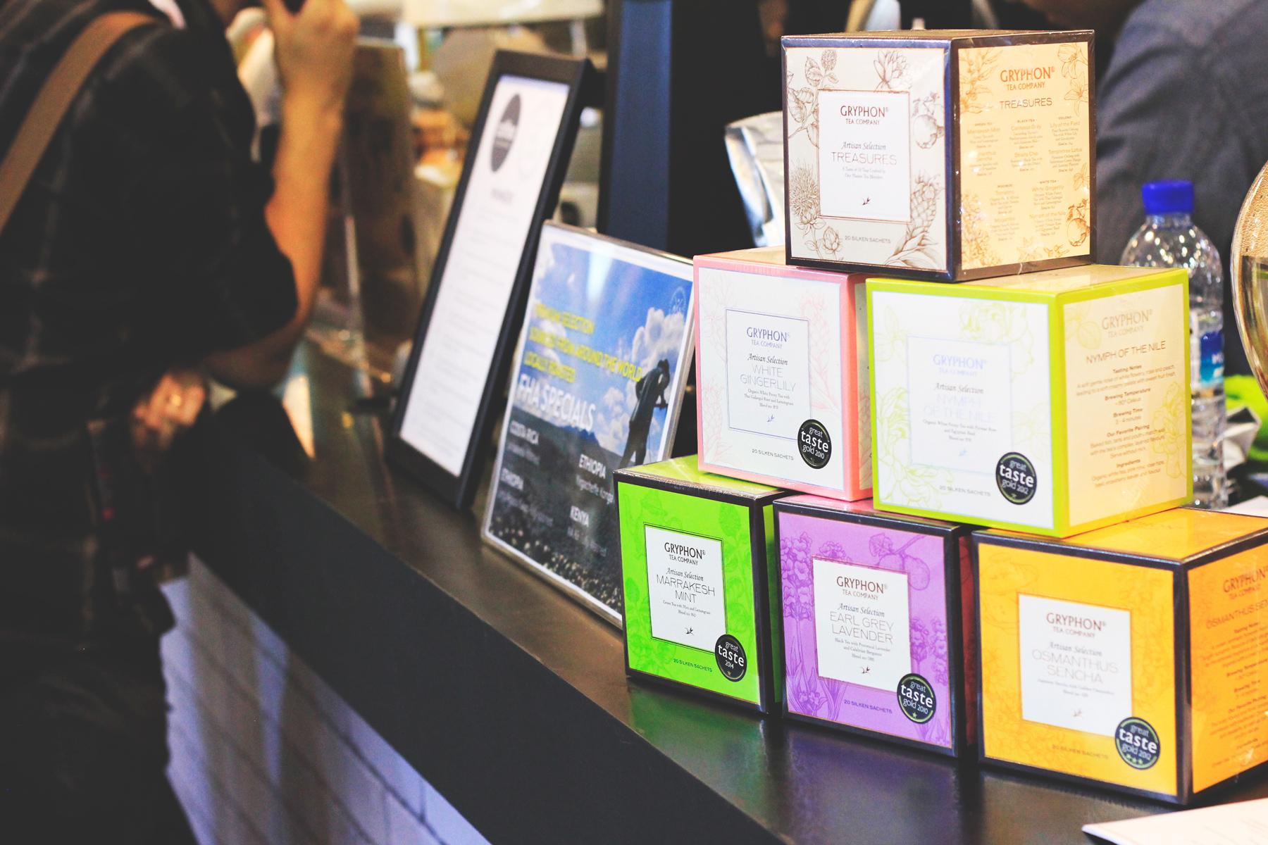 Grryphon Tea Company - Food & Hotel Asia 2016