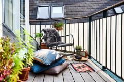 COPENHAGEN Cane-line. Fotel bujany. City Furniture