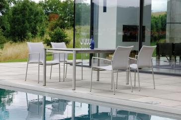 SKAGEN krzesła i stół STERN 102083.101573