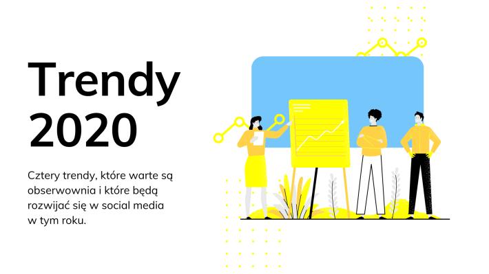 Lista do śledzenia na 2020 rok – trendy i ludzie