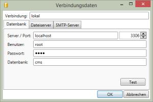Config-Datenbank