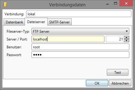 FileServerFTP