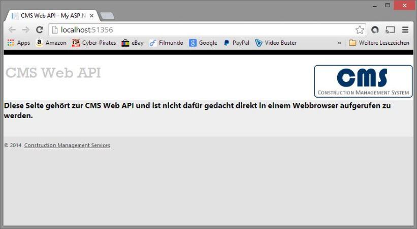 WebServiceFrontPage