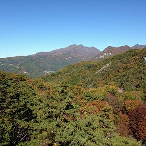 水上紅葉スポット(谷川岳)