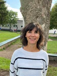 Frau Kümmerling – Klassenlehrerin 2b