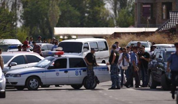 Состояние пострадавших при взрыве у посольства Китая в Киргизии - удовлетворительное