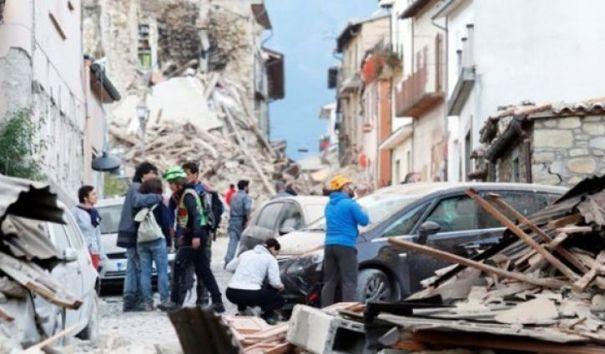 В Италии зафиксировано 60 подземных толчков