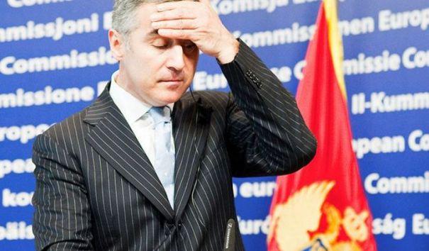 Кремль отрицает причастность РФ к покушению на премьера Черногрии Мило Джукановича