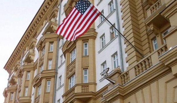 Посольство США получило ноту МИД РФ