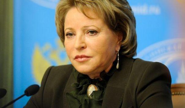 Председатель Совета Федерации Валентина Матвиенко прокомментировала выборы в США