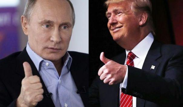 Евросоюз боится доброжелательного разговора между Путиным и Трампом