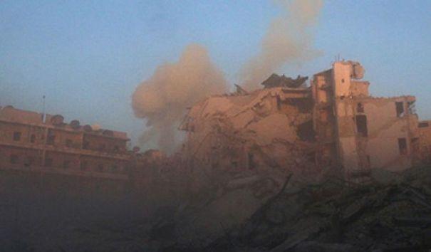 Пентагон назвал авиаудар по сирийским войскам печальной ошибкой