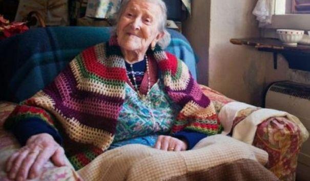 Старейшая жительница планеты отметила 117-й день рождения