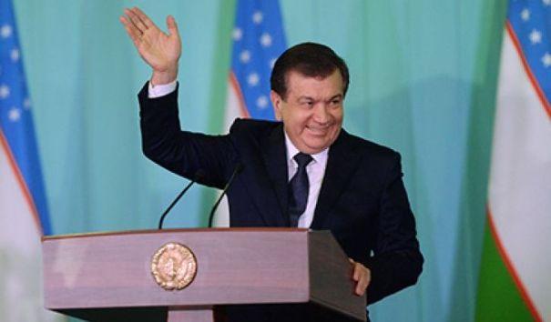 Новым президентом Узбекистана стал Шавкат Мирзиёев