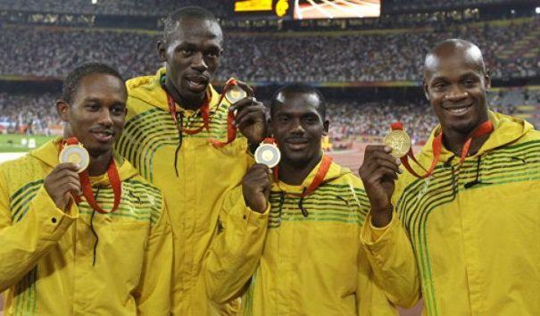 Болт вернет золото Олимпиады-2008