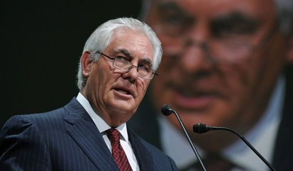 Госсекретарь США: Москва должна сделать выбор между США и президентом Сирии Асадом