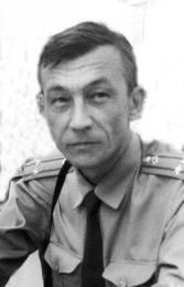 Александр Клюев пилот
