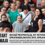 KRÓTKIE PODSUMOWANIE PROTESTU MIASTECZKA NAMIOTOWEGO